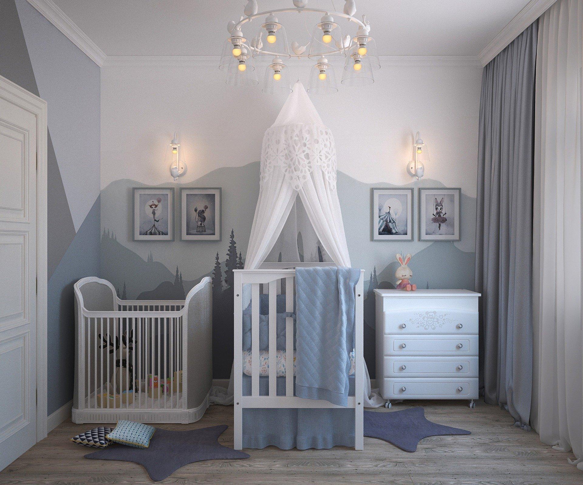 La sécurité pour nos enfants dans leurs chambres.