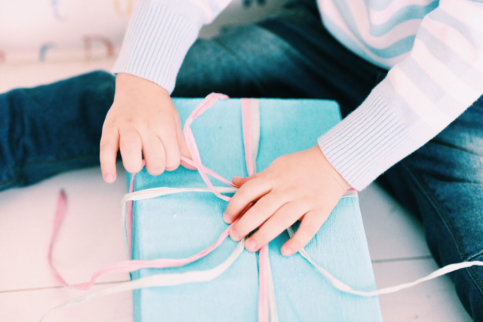 Offrir un cadeau à un enfant que choisir en priorité.