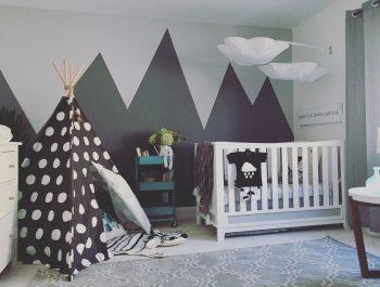 Comment aménager une chambre de bébé ?