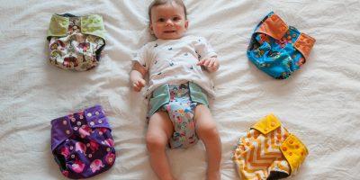 Bébé zéro déchet, découvrez les couches écologiques