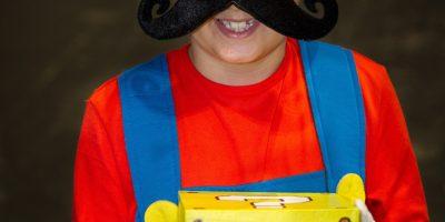 Organiser un anniversaire Mario Bros
